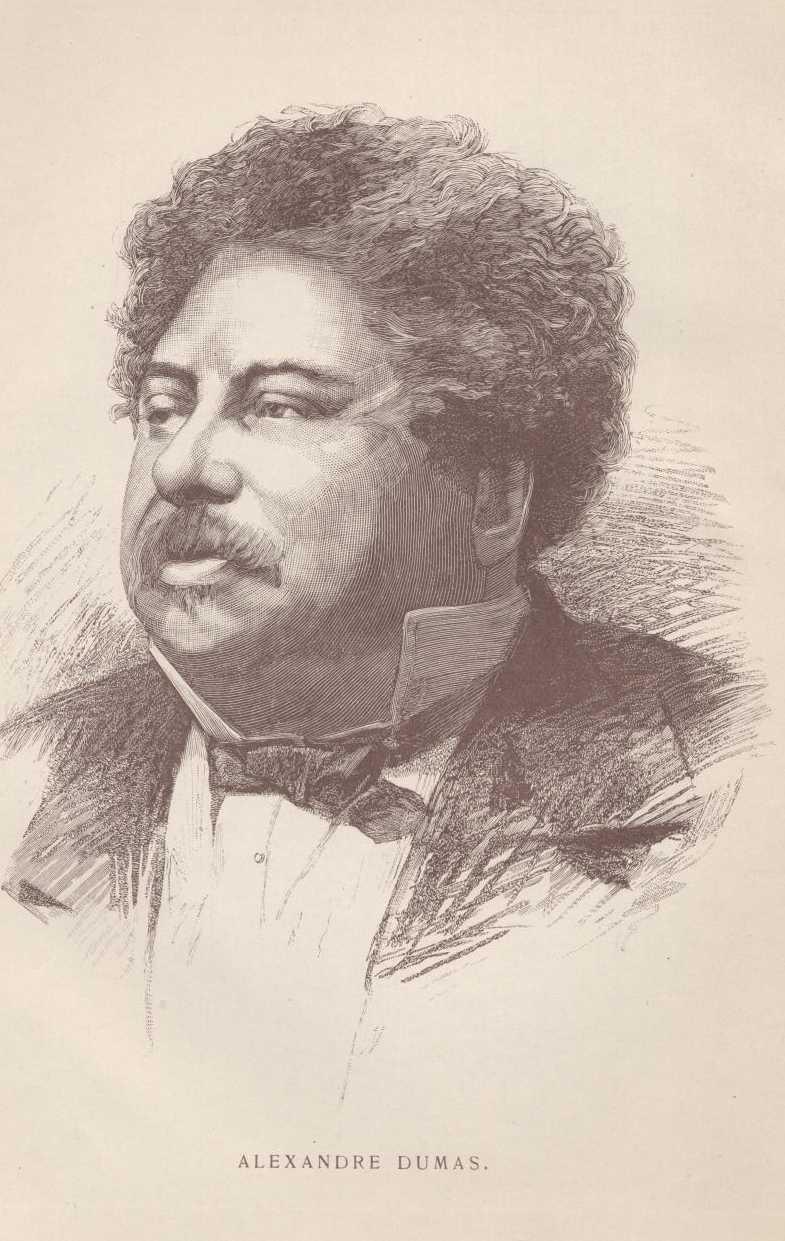 Alexandre Dumas: biography and creativity 55