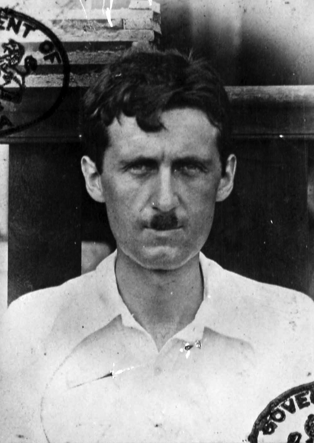 george orwell pacifism and the war summary