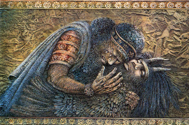 Women in the epic of gilgamesh