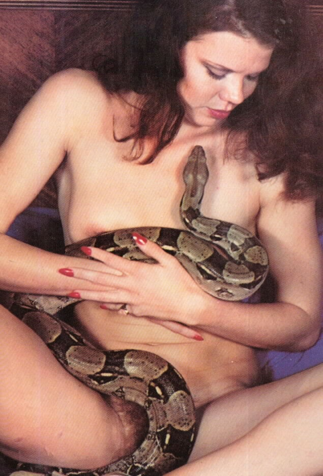 woman has sex with a real snake videos