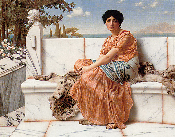 Psappho: priestess, prostitute, poet, lesbian « BestQuest