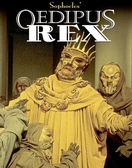 What role do the gods play in Oedipus Rex? How does this compare to today's religious beliefs?