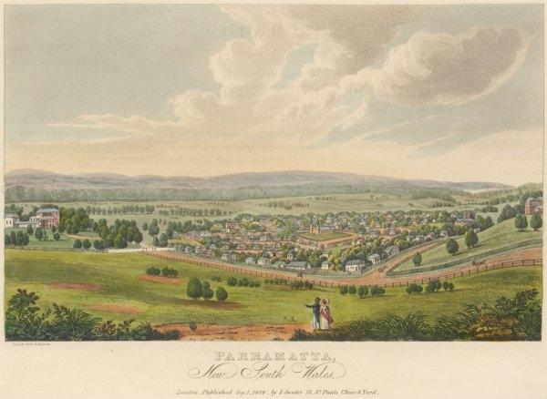 5 Parramatta 1820