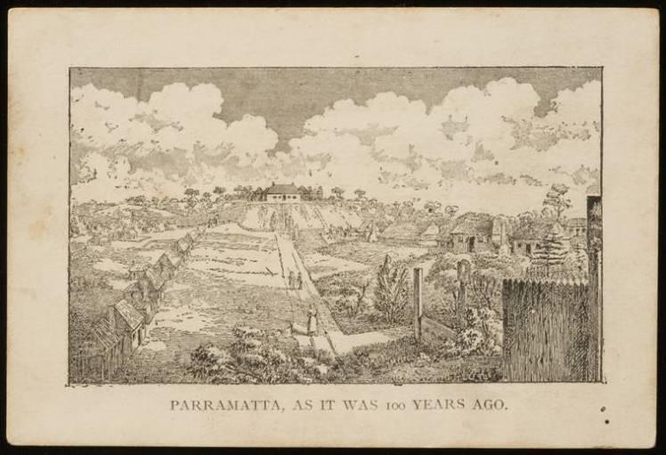 7 Parramatta 1800