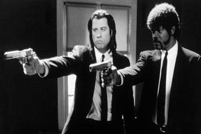 2 Pulp fiction