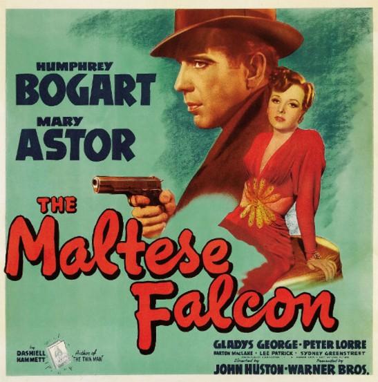 2 maltese falcon