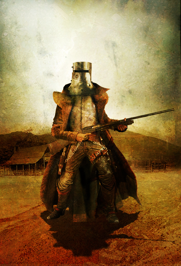 1 Ned Kelly by Chris Rawlins