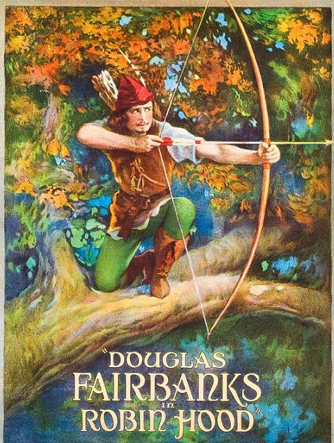 2 Robin Hood (1922)