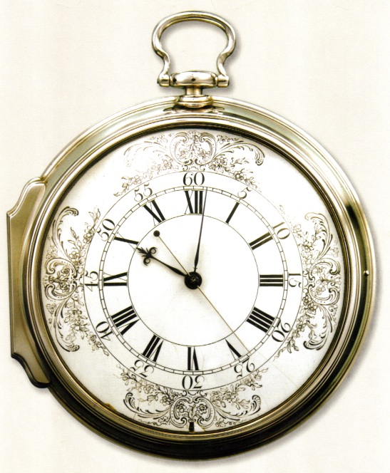 10 Harrisons chronometer 1760