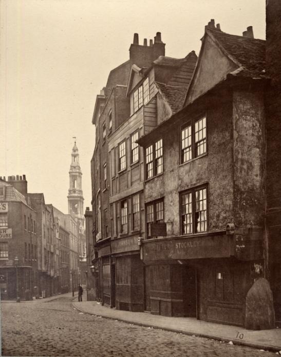 4 Spitalsfield 1860