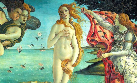 Birth of Venus (part) 1485