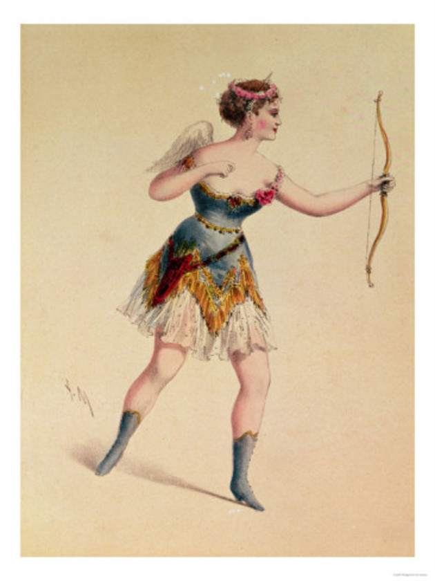 5 cora pearl as cupidon in orpheus in the underworld