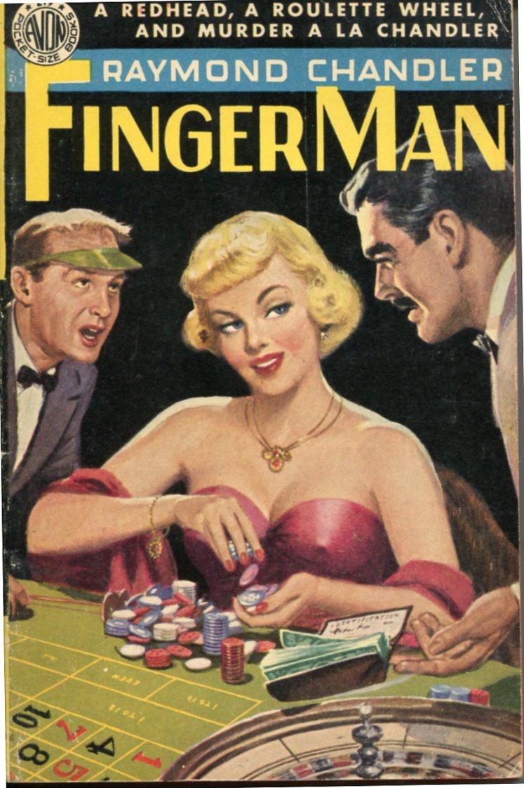 5 Finger Man