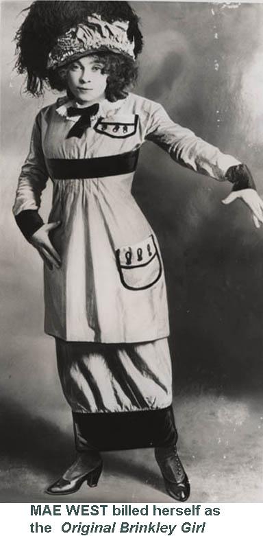 2 Mae West 1914