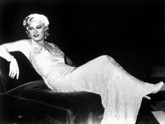 8 Mae West Night After Night
