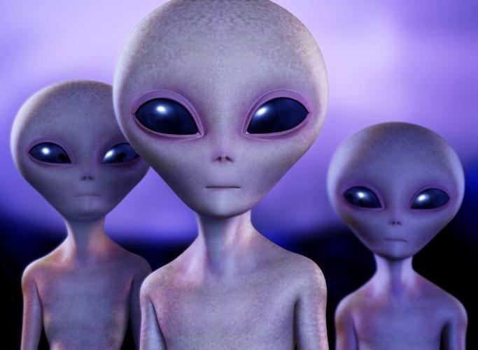 1 Extraterrestres