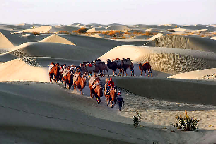 2 On the silk road