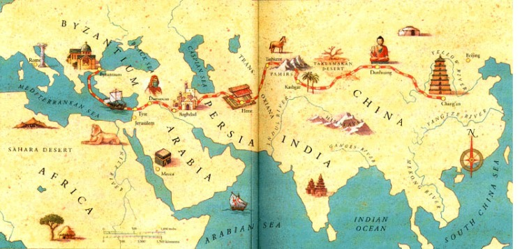 4 The Silk Route