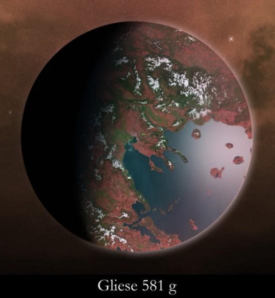 7 Gliese 581 g