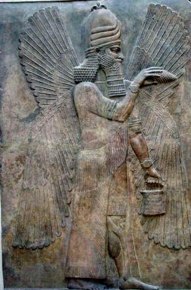 8 god of Sumer