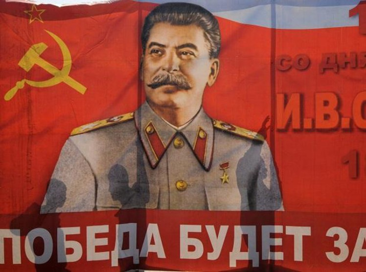 2 stalin poster