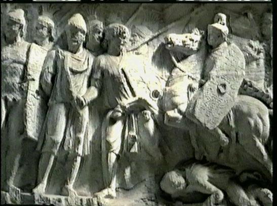 3 Roman army