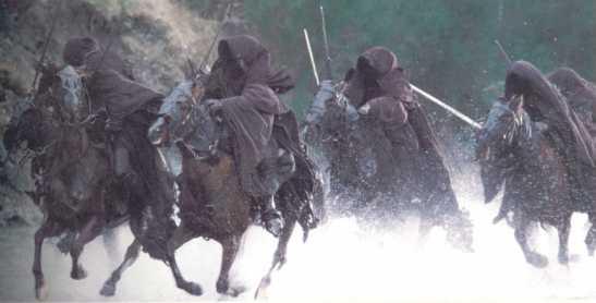 4 Mounted RingWraith