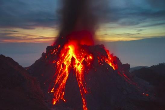 5 Eruption
