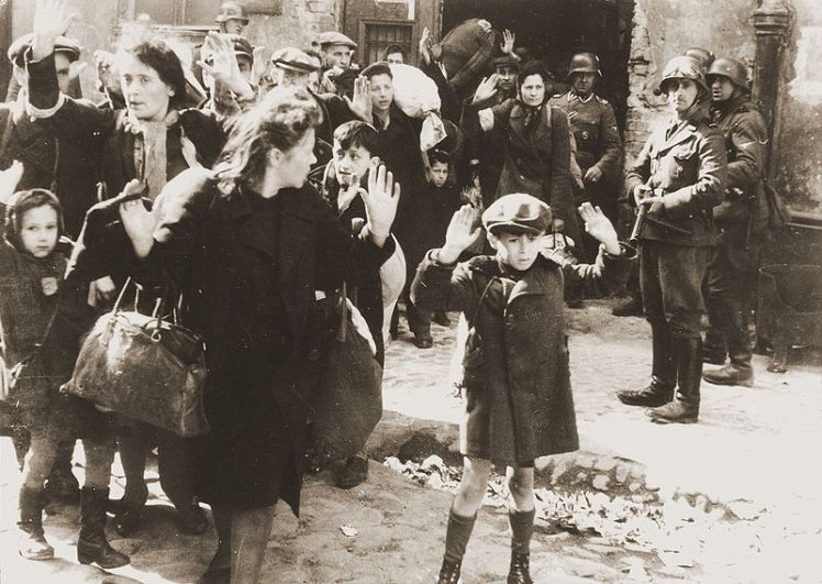 6 Warsaw Ghetto Uprising