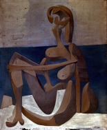 PabloPicasso-Seated-Bather-1930