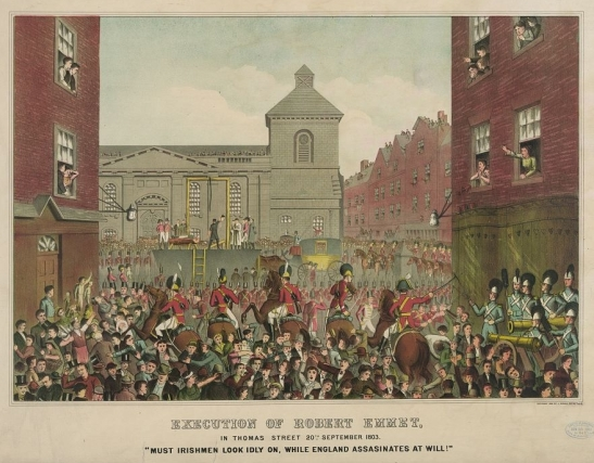 1 Robert Emmet Execution