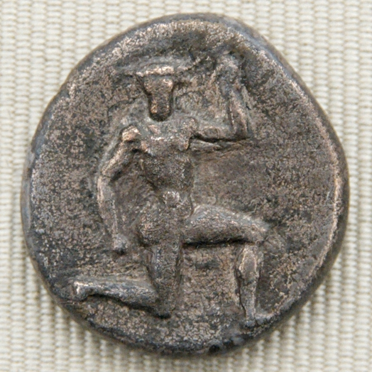 2 Didrachm Knossos 425-360BC