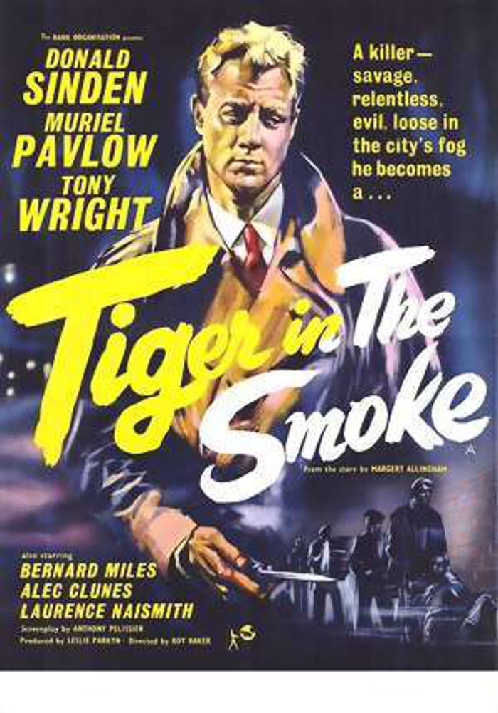 8 tiger in the smoke