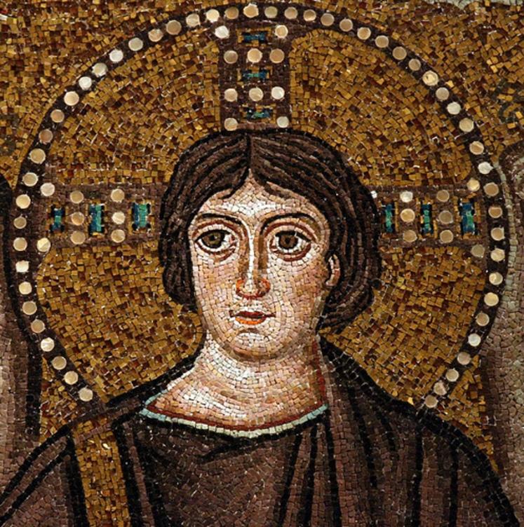 1 Byzantine Jesus