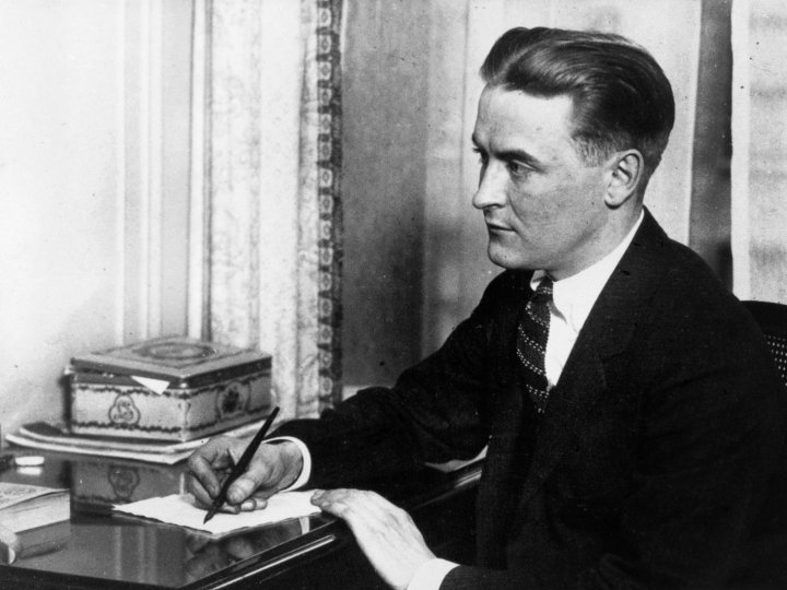1 Scott Fitzgerald