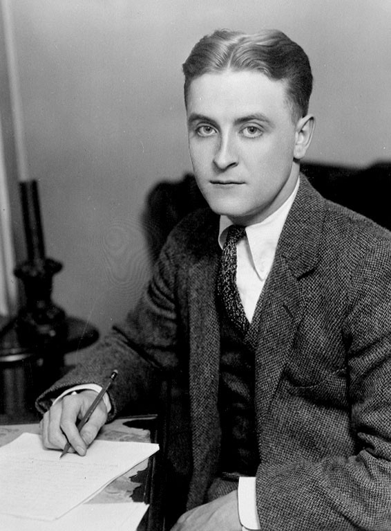 2 Scott Fitzgerald 1921