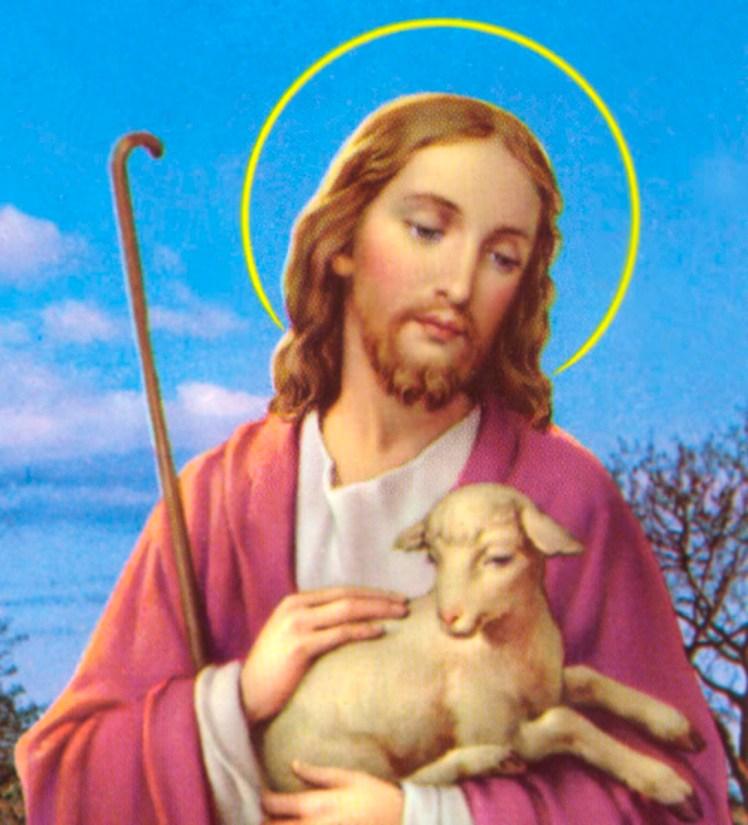 4 Jesus Good Shepherd