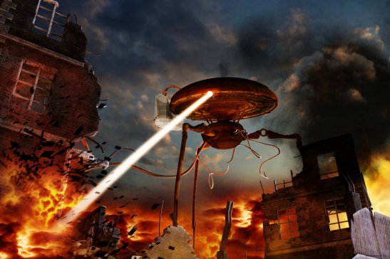 4 war of the worlds by ramasgd