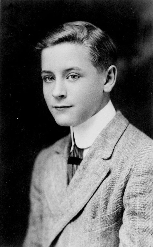 7 Francis Scott Fitzgerald