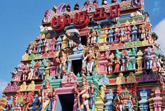 1 Hindu Temple