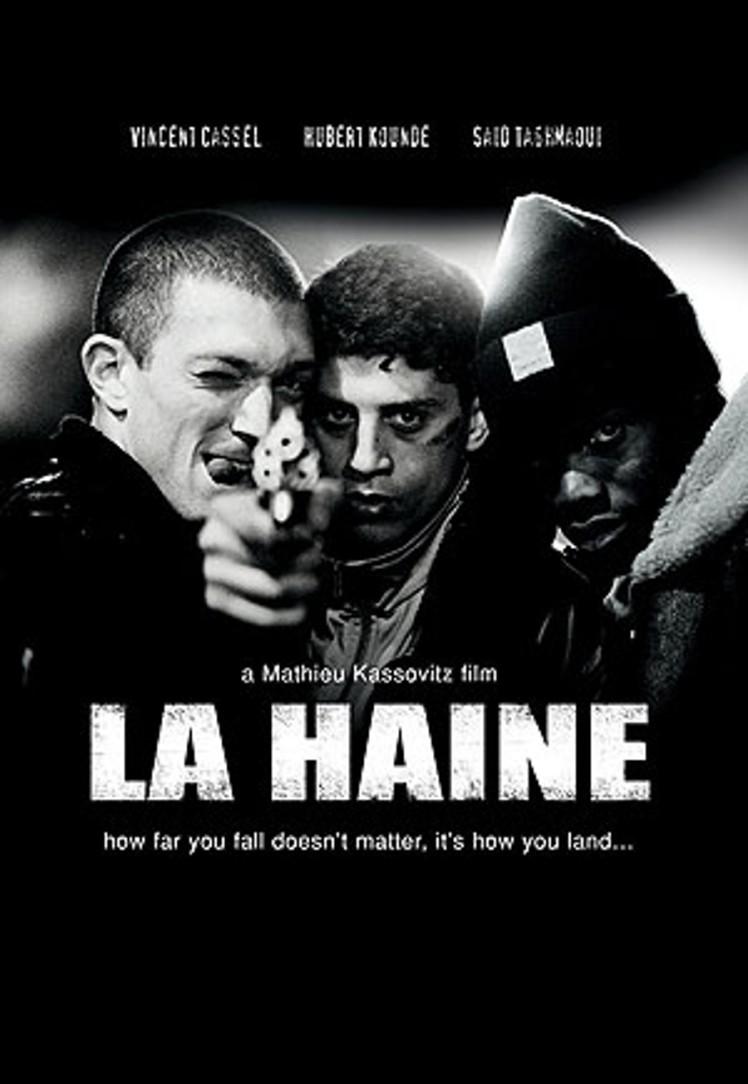 1 La haine