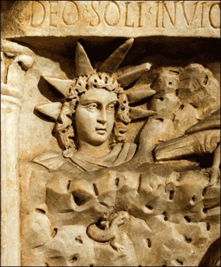 10 Mithras sol invictus