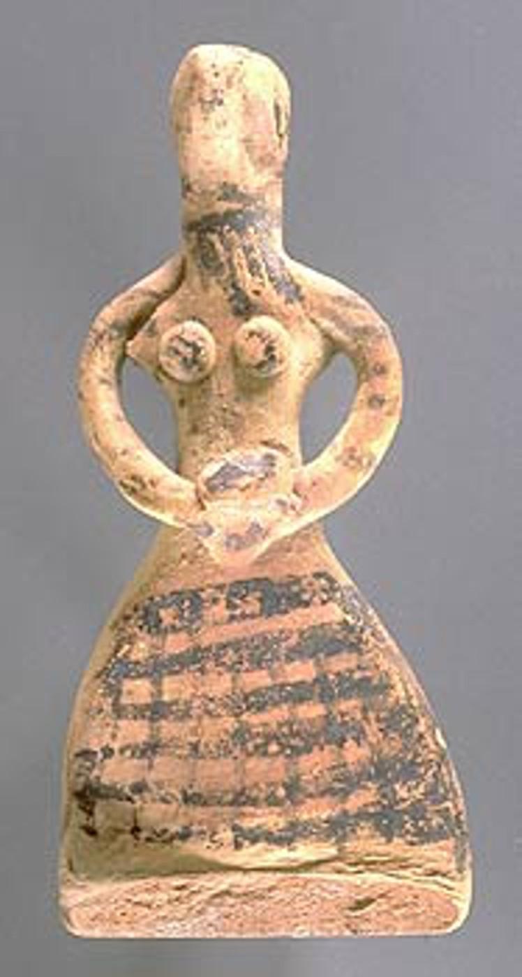 12 Harappan Goddess