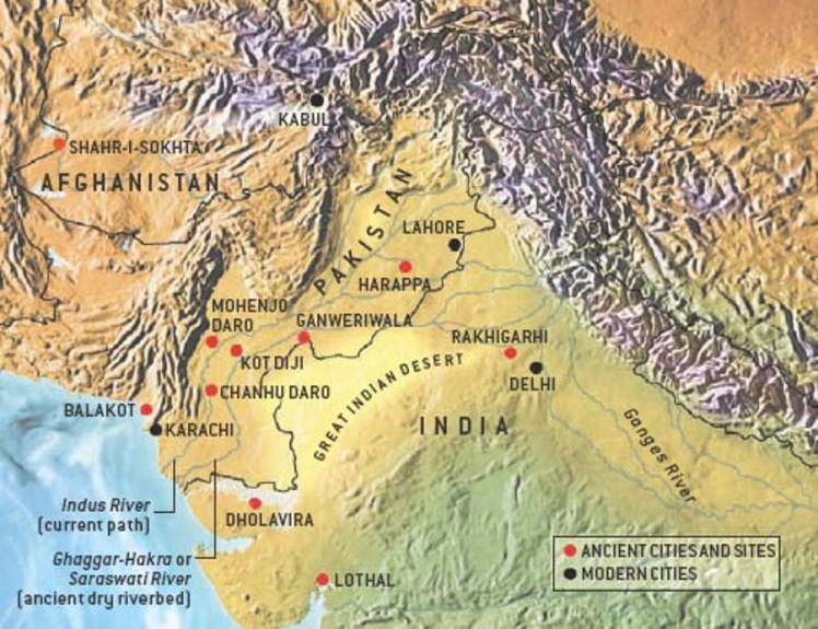 2 Indus valley