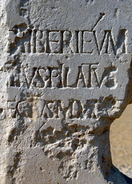 2 Pilate stone