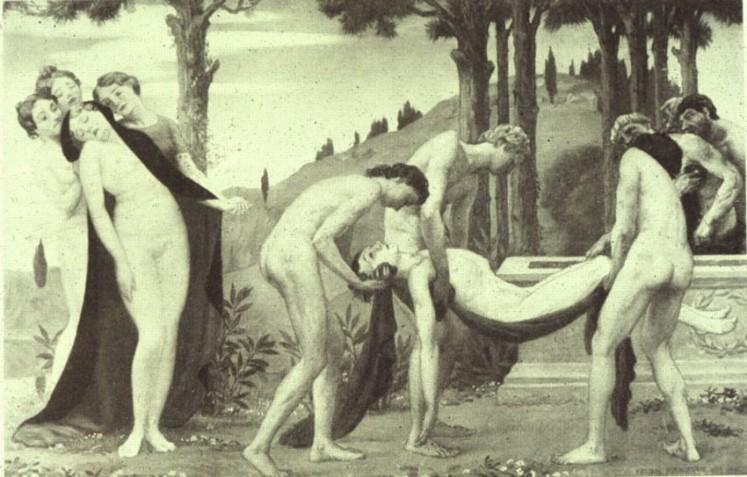 5 Death of Adonis
