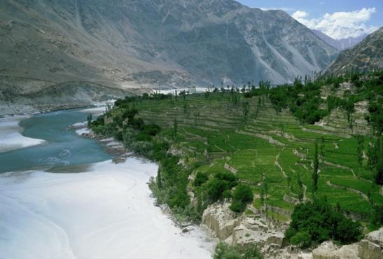 6 Indus river