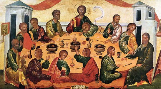 8 Last supper