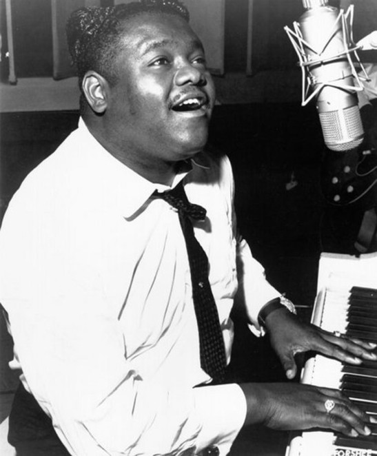 1 Fats Domino sings