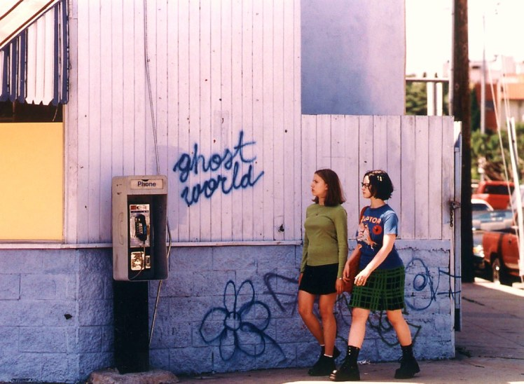 1 ghost world scarlett johansson thora birch